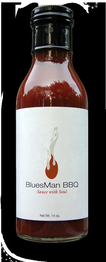 Bbq Sauce Bottle The Bluesman About